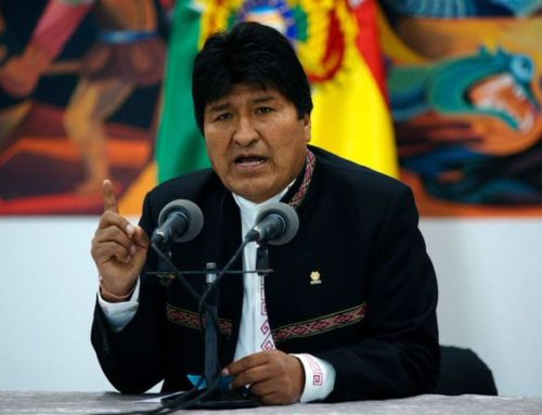 Evo Morales acorralado: anuncia  nuevas elecciones en Bolivia, ante denuncias de fraude en su contra