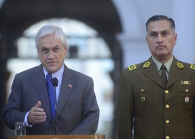 Noticias Chile | Mundo político de oposición pide la renuncia de General Rozas por caída de menor al río Mapocho