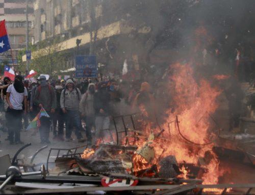 Chile se convierte en uno de los países más peligrosos del mundo para vivir