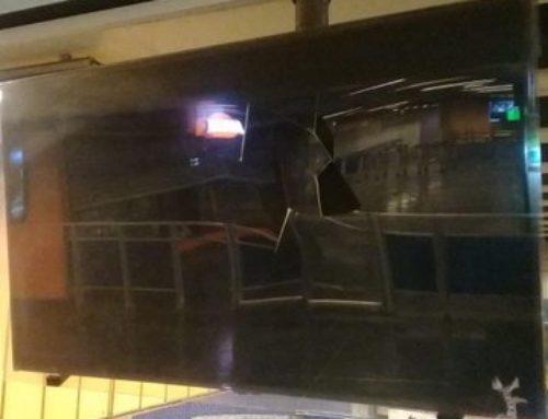 Destruyen estación Universidad Católica durante la noche, por lo cuál no abrirá hoy