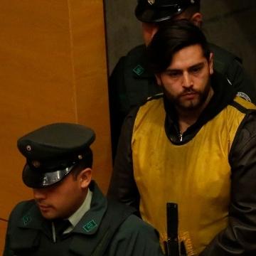 Noticias Chile | Felipe Rojas autor confeso del crimen de Fernanda Maciel, trató de suicidarse