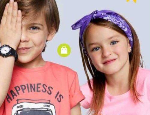 Falabella comete grave error al publicar catálogo , donde niños aparecen tapándose un ojo