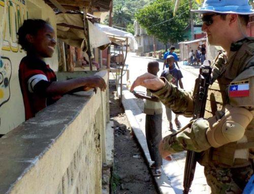 Haití: Detectan nueve fraude en el Ejército de Chile, por por un monto total de $417.433.245. de licitaciones falsas
