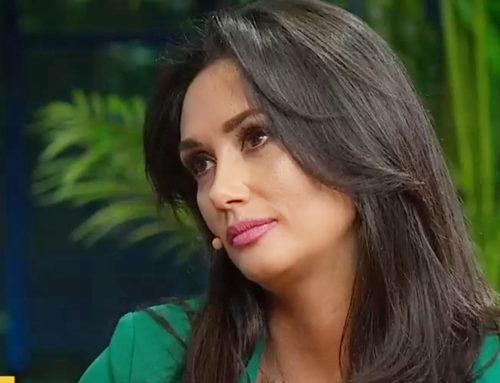 Pamela Díaz se queda fuera de pantalla , debido al estallido social