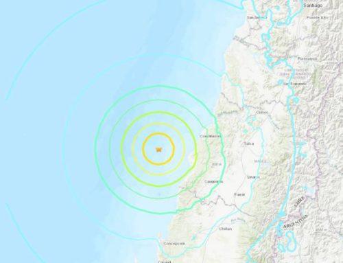Estudio identifica dos zonas de un posible terremoto superior a 8.5 en Chile