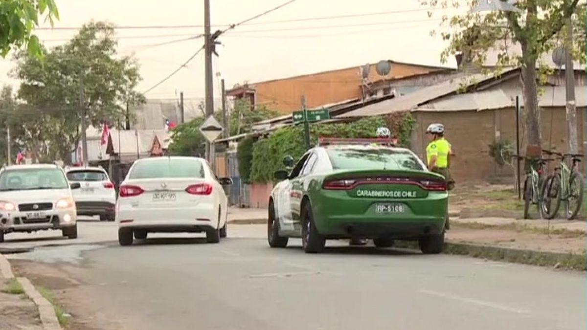 Noticias Chile   Balacera en la población San Gregorio dejo un fallecido y un menor herido