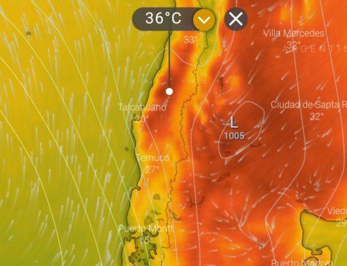 Alerta Meteorológica por calor extremo en Chile, temperaturas llegarán a los 38°