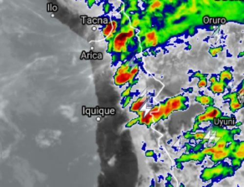 Alerta por lluvias en cordillera del norte de Chile, precaución ante bajada de ríos