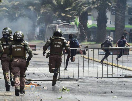 Marzo tendrá 25 manifestaciones y carabineros se prepara para un mes donde volverá la violencia a las calles
