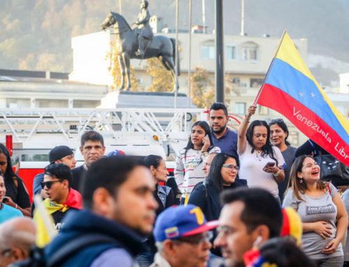 Estudio Jesuita reveló fuerte baja  de solicitudes de refugio de venezolanos en Chile