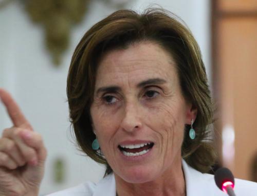 Marcela Cubillos renunció al Ministerio de Educación