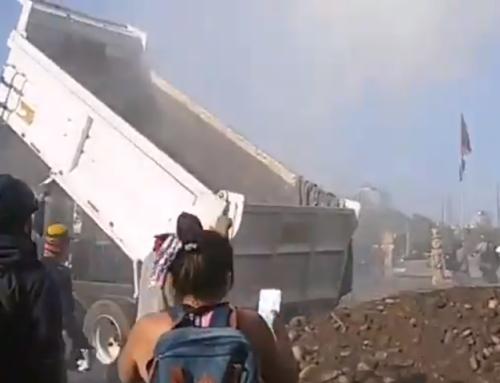 Gobierno de Chile expulsa a venezolano que realizó disturbios en Plaza Italia