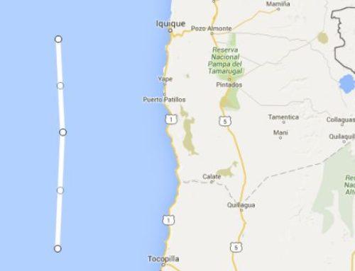 """Sergio Barrientos en conversación con 24 Horas """"Desde Punta Patache hasta Tocopilla se espera un terremoto magnitud 8"""""""