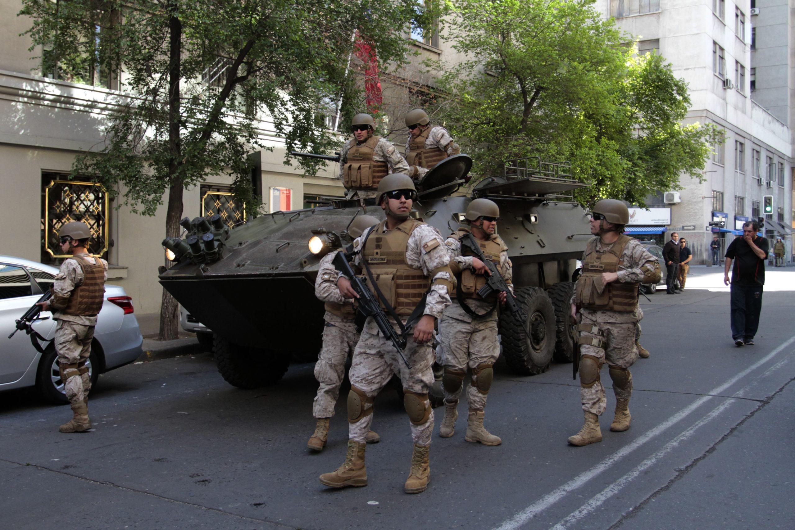 Noticias Chile | Gobierno extiende el estado de excepción hasta el 16 de septiembre en todo el territorio Nacional