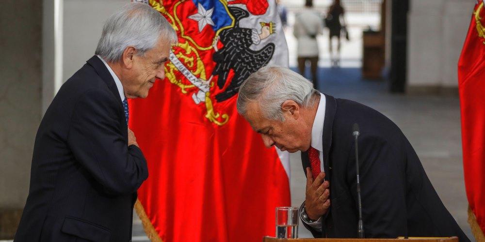 Noticias Chile | Piñera le pidió la renuncia a Jaime Mañalich, está fue aceptada