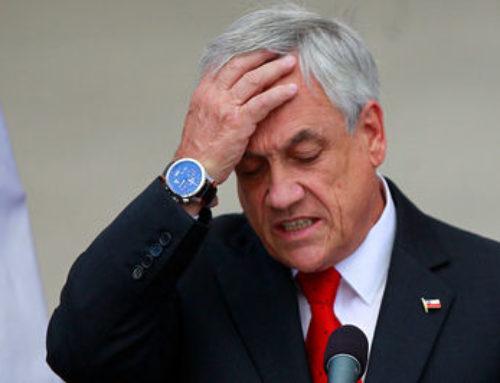 Coronavirus acorrala al presidente, se confirmó caso en La Moneda