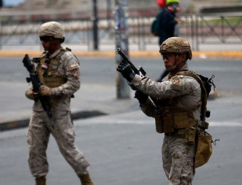 Militares disparan a persona que eludió control en Arica , su estado es crítico