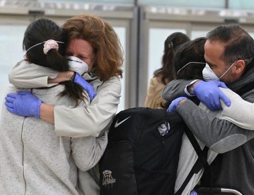 España sumó nuevo récord en un día 832 muertes por coronavirus