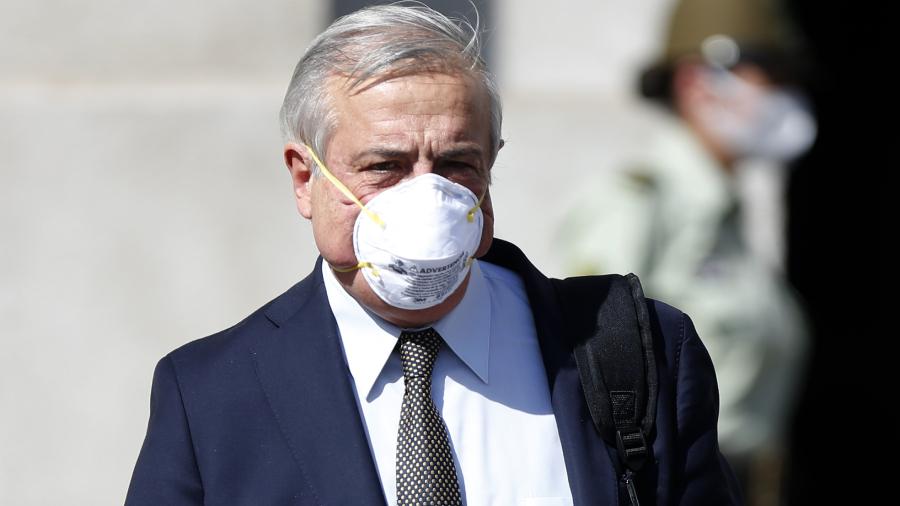Noticias Chile | Justicia declara admisible querella criminal presentada por alcalde Jadue contra Piñera, Manañich, Zuñiga y Daza