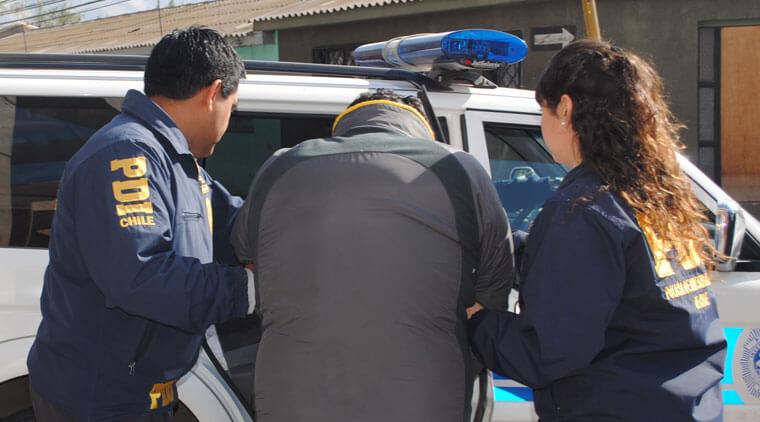 Noticias Chile | Condenan y expulsan del país a cinco colombianos por los delitos de asociación ilícita, usura y lavado de activos
