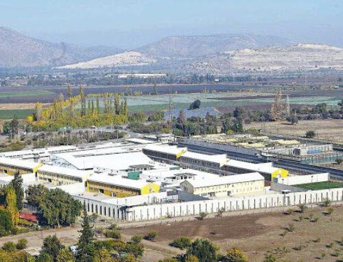 Se detectan los primeros casos de Covid-19 en la cárcel de Punta Peuco