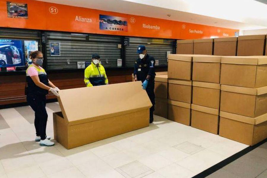 Noticias Chile   Dueños de Funerarias le dan un portazo a la idea de vender ataúdes de cartón