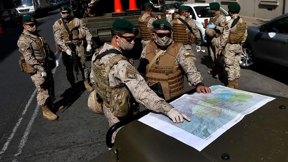 NOTICIAS CHILE | EJÉRCITO ENVIARÁ TROPAS A LA ARAUCANÍA POR ÚLTIMOS ATENTADOS TERRORISTAS