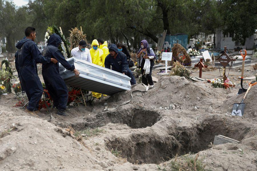 Noticias | Familia completa muere por Covid-19 en México