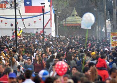 Noticias Chile   Se suspenden las fondas del Parque O'Higgins por la pandemia del Covid-19