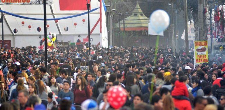 Noticias Chile | Se suspenden las fondas del Parque O'Higgins por la pandemia del Covid-19
