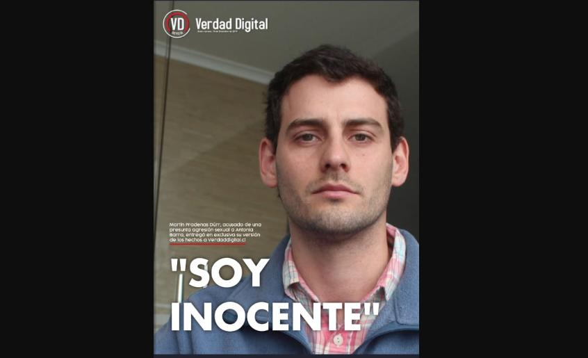 Noticias Chile | Corte acogió recurso de protección a favor del principal acusado de la violación de Antonia Barra