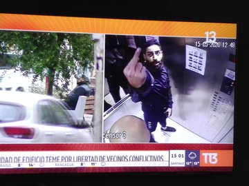 Noticias Chile | expulsan del país a palestinos que realizaron graves disturbios en edificio de Recoleta