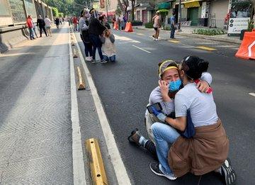 Noticias | Terremoto de magnitud 7.5 se registró en México