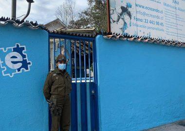 Noticias Chile | Descubren jardín infantil clandestino en Maipú con cuatro niños en su interior