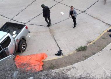 Noticias Chile | Delincuente huye de control policial y carabineros lo mata con su arma de servicio