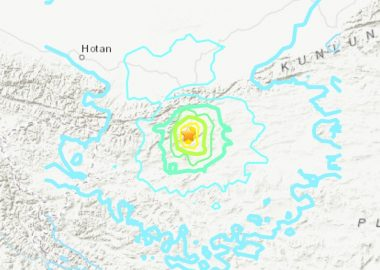 Noticias Chile | Terremoto se registra en China
