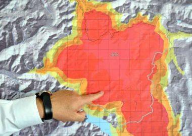 Noticias Chile | Complejo Volcánico Laguna del Maule aumenta a alerta Amarilla por alta inestabilidad dentro de su cono eruptivo