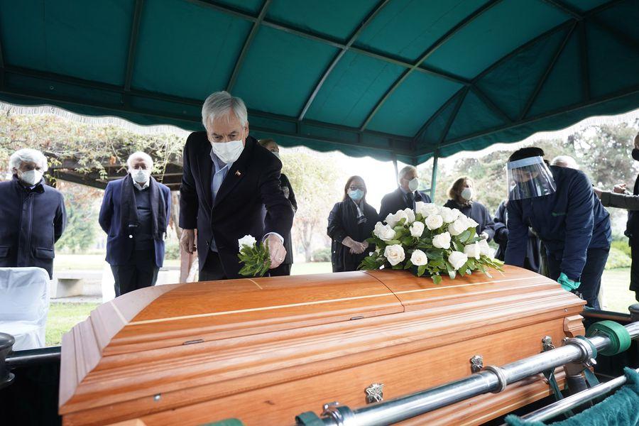 Noticias Chile   Se confirma que tío del presidente Piñera falleció por Covid-19 a los 104 años