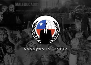Noticias Chile | formalizan a tres chilenos por difundir información privada hackeada a Carabineros por Anonymous durante el estallido social