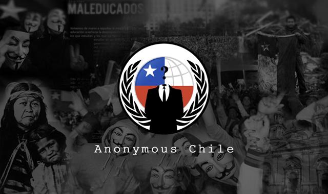 Noticias Chile   formalizan a tres chilenos por difundir información privada hackeada a Carabineros por Anonymous durante el estallido social