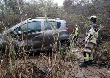 Noticias Chile | Encuentran cadáver de mujer que fue arrastrada por el agua en Los Vilos