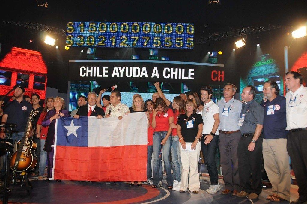 """Noticias Chile   Don Francisco prepara """"Chile ayuda a chile"""" , la última vez que se realizó fue para el terremoto del 2010"""