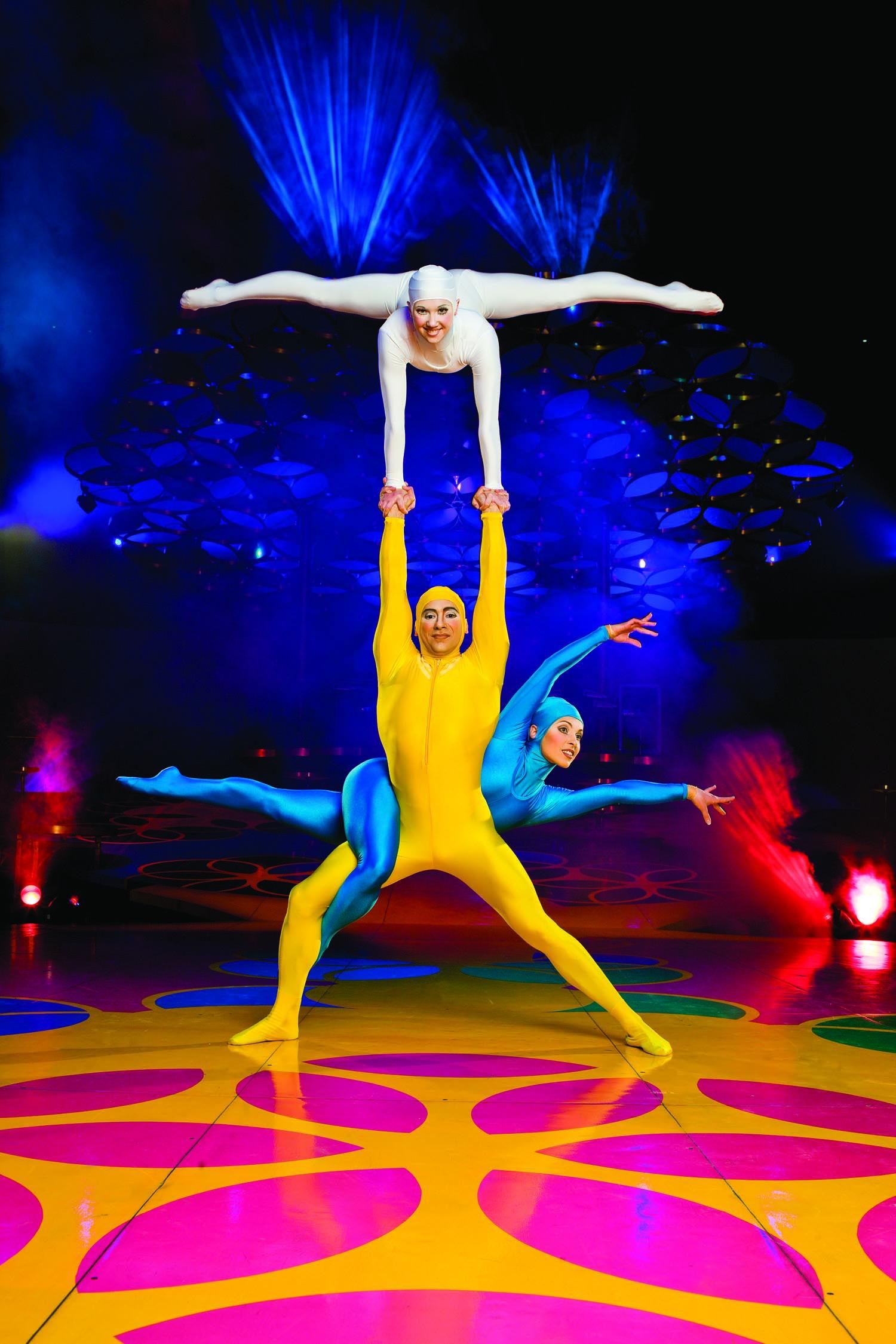 Internacional | Cirque du Soleilse declaró en quiebra y despedirá a 3.840 empleados