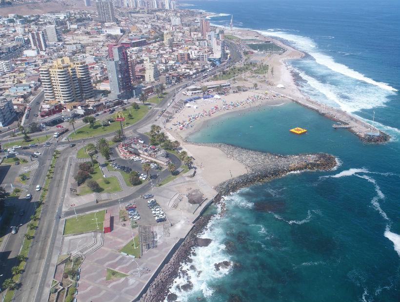 Noticias Chile | Gobierno decreta cuarentena para Antofagasta, Mejillones y Tocopilla