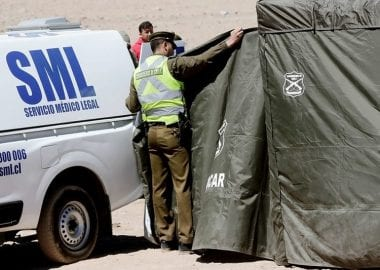 Encuentran cadáver a 4.200 metros de altitud en San Pedro de Atacama Noticias Chile | Informadorchile