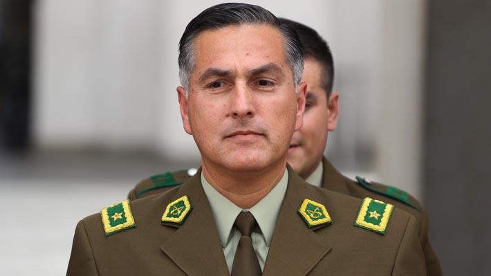 Noticias Chile | General Mario Rozas entra en cuarentena preventiva por sospecha de covid-19