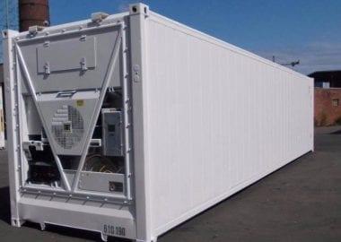 Noticias Chile | Hospitales compraron contenedores refrigerantes para evitar colapso de de las morgues o necrocomio