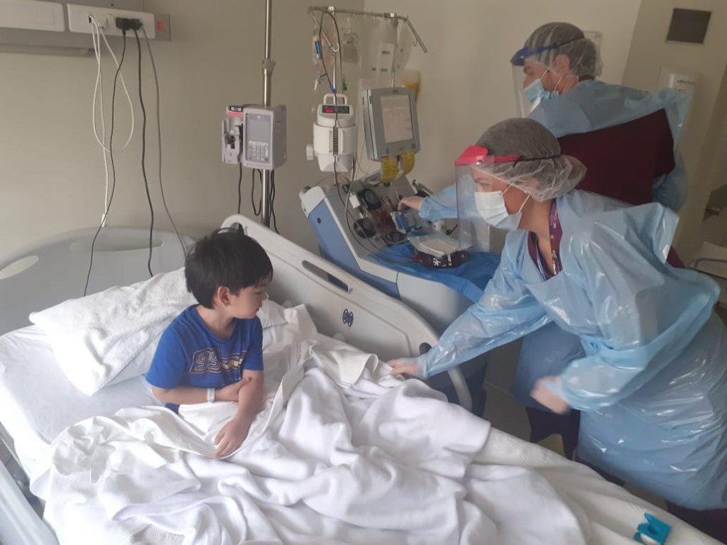Noticias Chile   Menor de cuatro años muere luego de trasplante de médula para su hermana, familia acusa negligencia médica