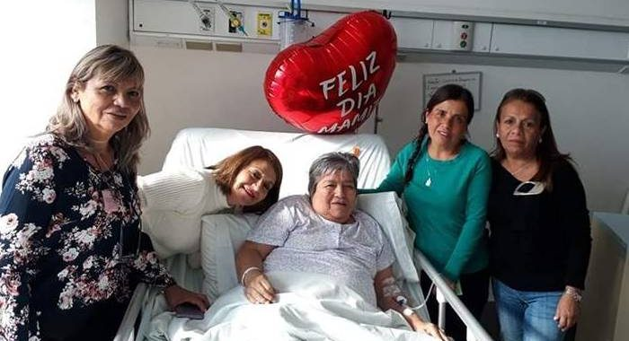 Noticias Chile   Falleció Georgina Zamorano había superado el Covid-19 a sus 83 años