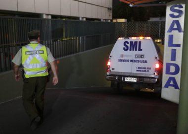 Noticias Chile | Adulto mayor falleció de un paro cardiorrespiratorio en Lider de Providencia